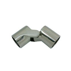 Stainless Tube Hinge No Pin For 7 8 Quot Tube Clearance